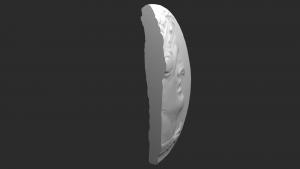 3-D Modell tetradrache Ptolemaios II